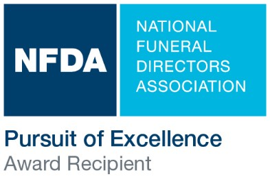 National Funeral Directors Association Pursuit of Excellence Award 2019